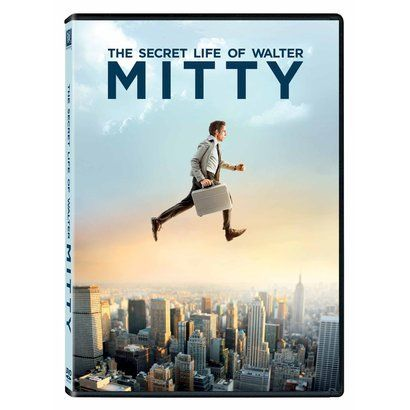 The Secret Life Of Walter Mitty Dvd Video Life Of Walter Mitty