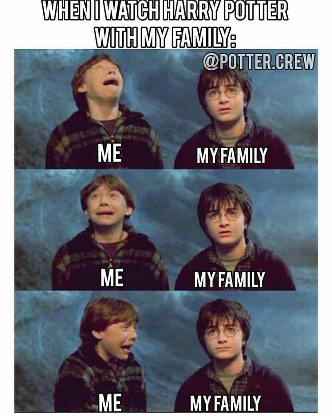 Harry Potter Memes On Instagram Truee Tag Your Family We Have Some Amazing Hp Sweats Harry Potter Quiz Harry Potter House Quiz Harry Potter Puns