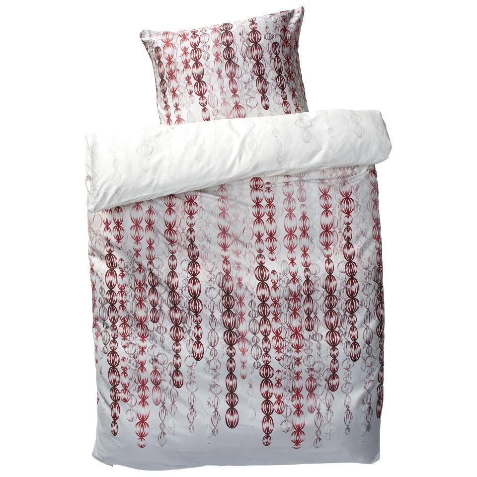 Mako Satin Bettwasche Pearls 140x200 Danisches Bettenlager