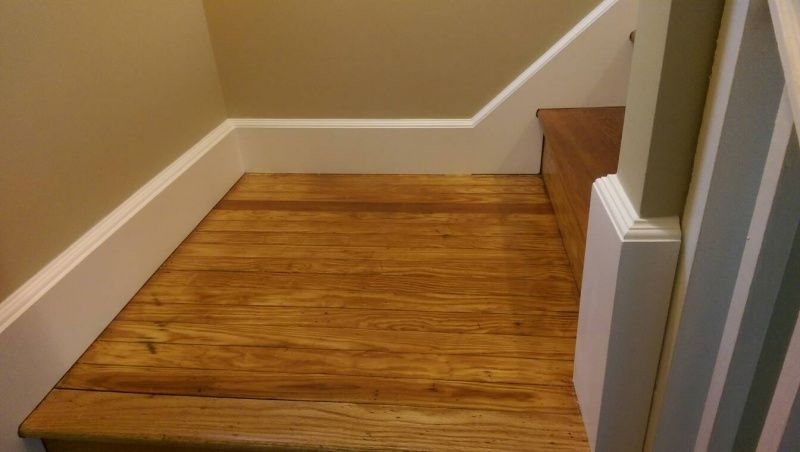 1412625471374 Jpg 800 X 452 100 Stairs Trim Hardwood