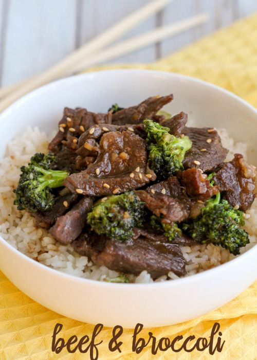 Really nice recipes. Every hour. • Beef and Broccoli Really nice recipes. Every hour....