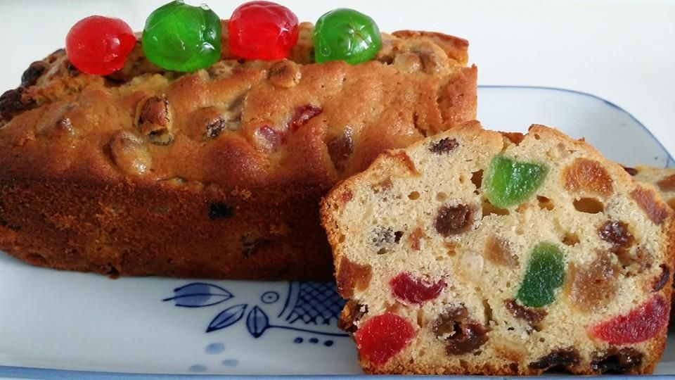 Christmas Fruit Cake Recipe With Brandy.Singapore Home Cooks Brandy Fruit Cake By Lim Hwa Choo