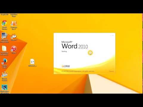 How to download and install Microsoft Office 2010 for free ...