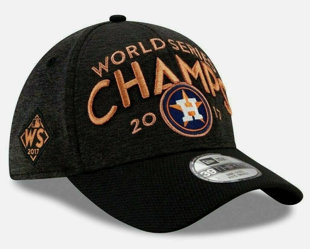 on sale 77dba 65433 Details about Houston Astros 2017 World Series Champions New ...