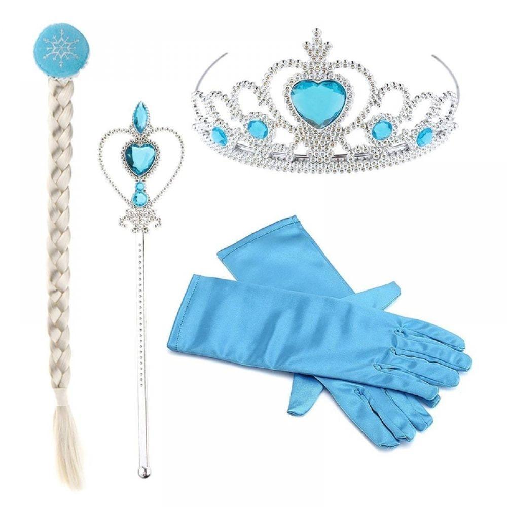 Disney Frozen Princess Little Girls Kids Frozen Elsa Dress Up Accessories Crown Braid Wand Blue Gloves Set -   - #Accessories #Blue #Braid #catnoir #crown #Disney #dress #Elsa #Frozen #frozenelsa #Girls #Gloves #hiptatto #Kids #miraculousladybug #Onward #princess #set #SpongeBob #tattohand #wand #wavetatto #wolftatto #WonderPark
