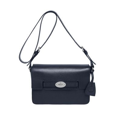 Bayswater Shoulder in Midnight Blue Shiny Goat  9d1199c6ca0b7