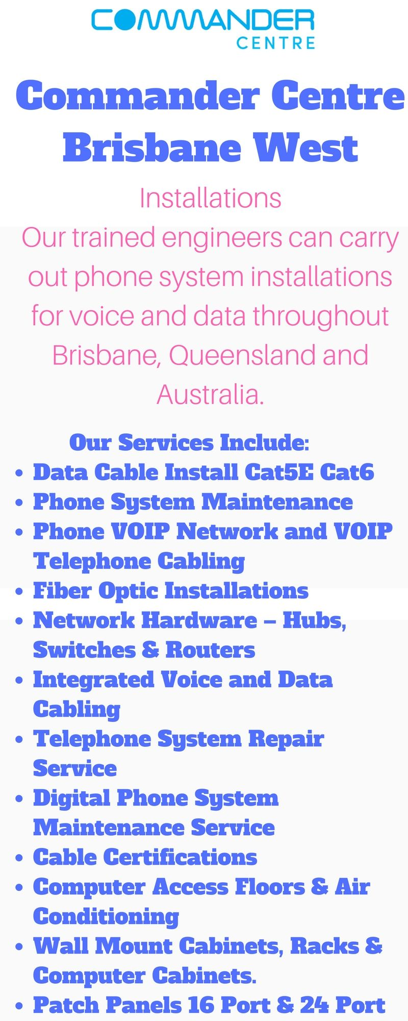 Affordable Business Phone/Telephone Systems CCBW Voice