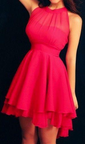 Simple-pink-bridesmaid-dress.jpg 299×508 pixels