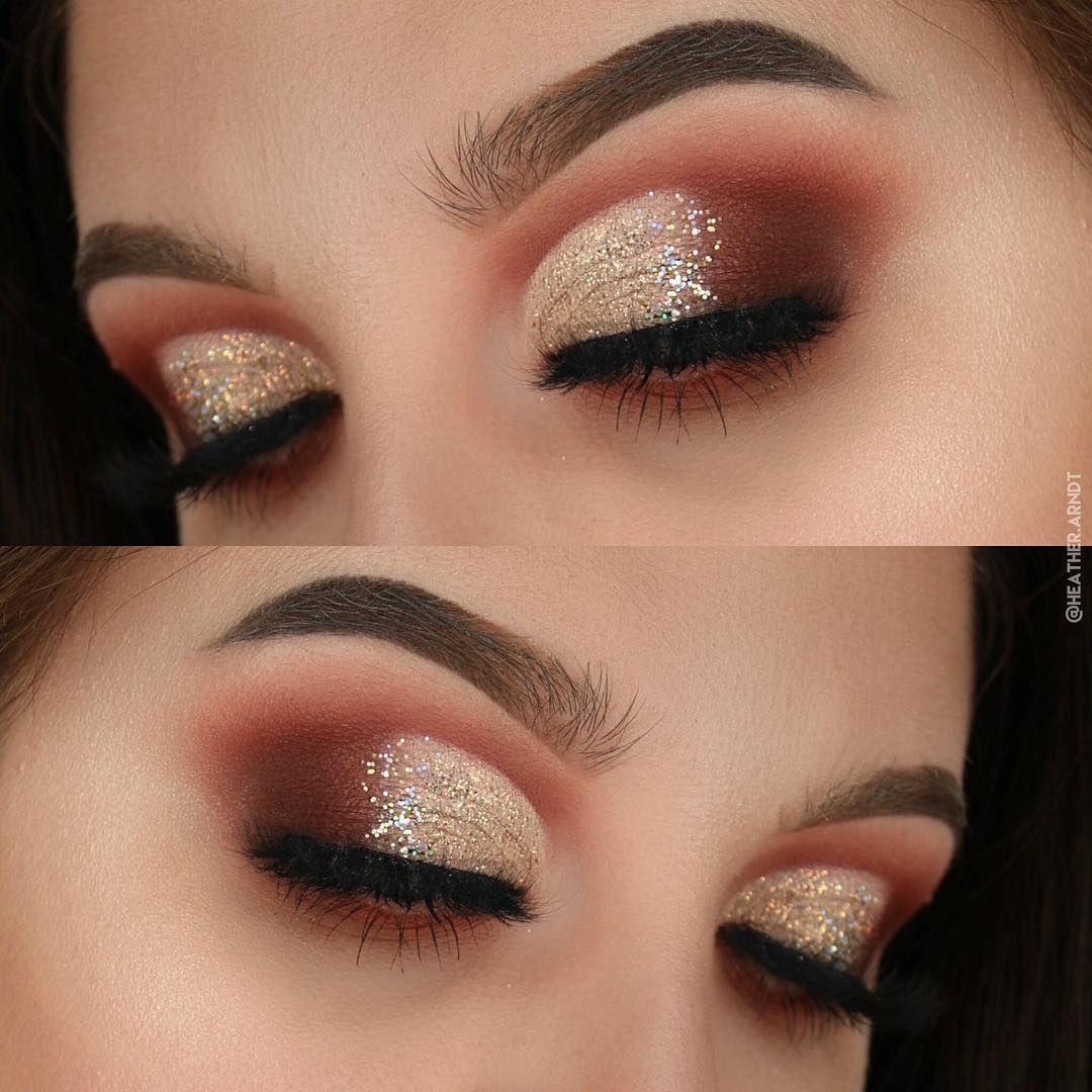 999eb9da71d6 Stunning half cut-crease makeup using Modern Renaissance Palette by   heather.arndt on IG YT