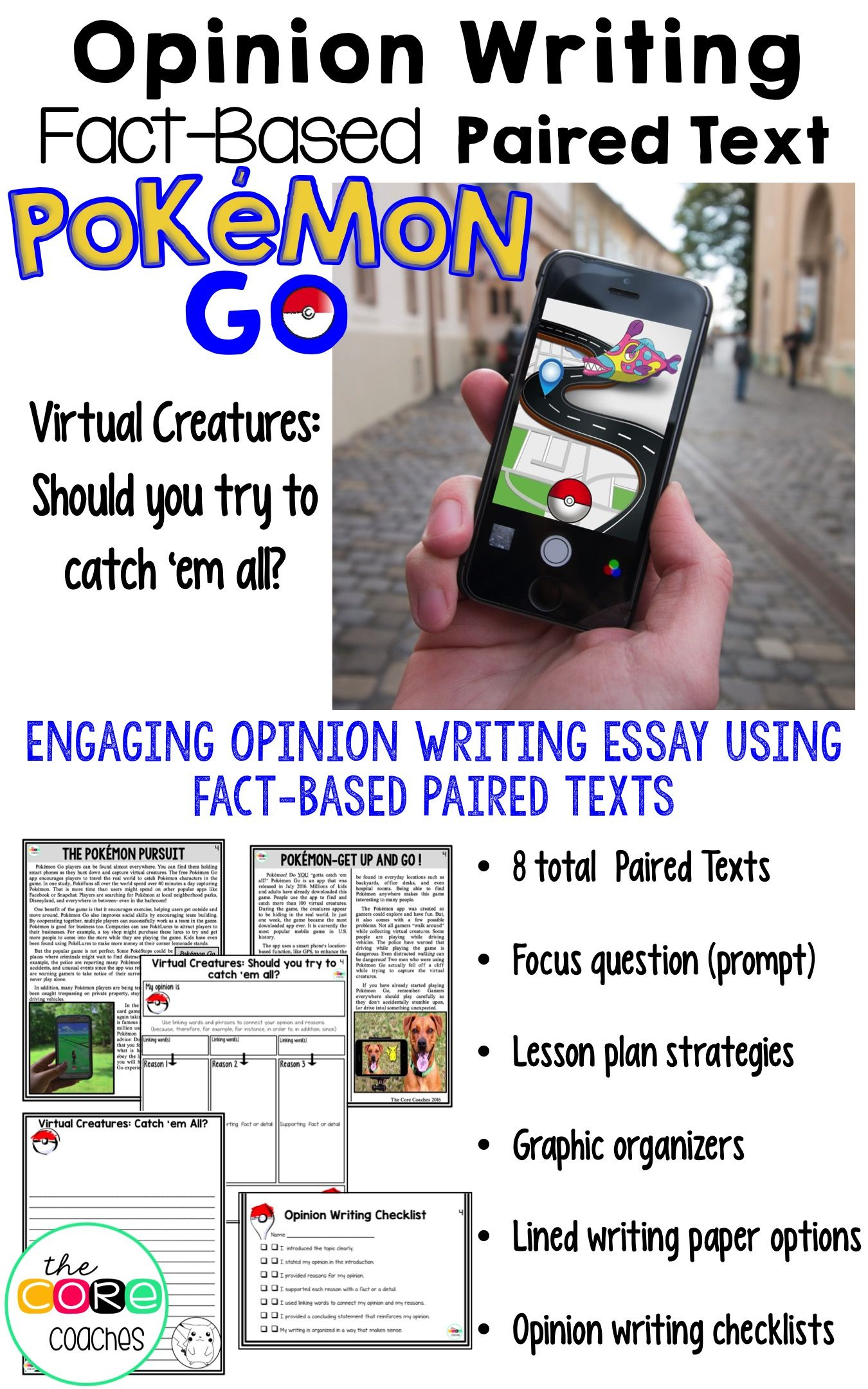 help your students nail their opinion writing essays using fact help your students nail their opinion writing essays using fact based paired texts and an