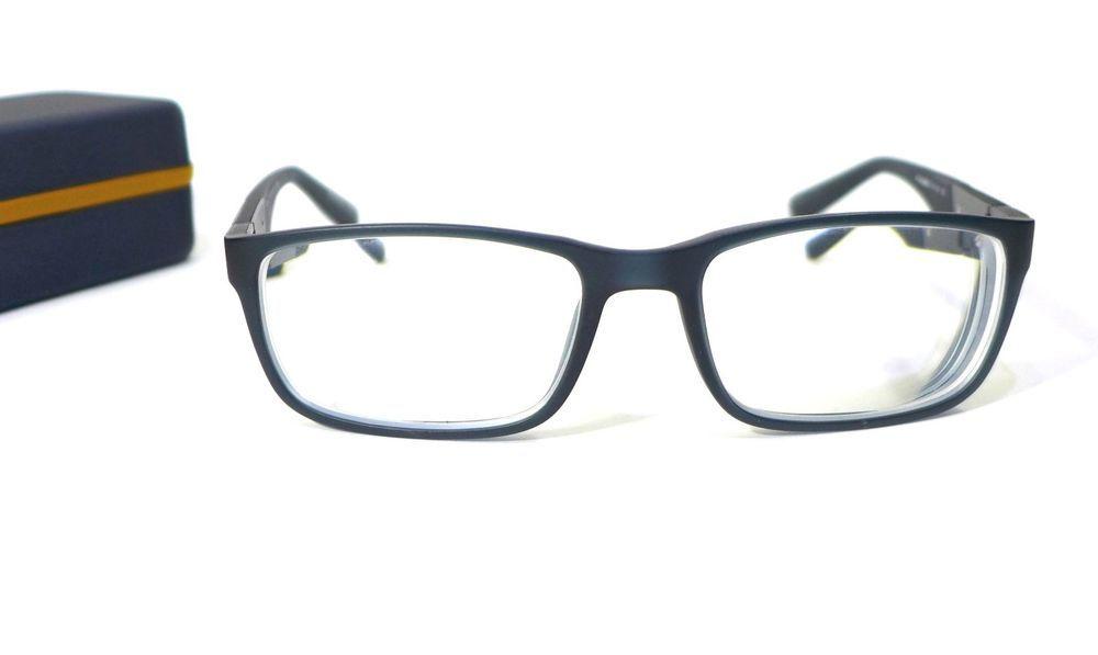 d394174b1736 Oga Morel Eyeglasses 71960 55/18/140 Black Mens Frame With Case France  EXCELLENT | eBay