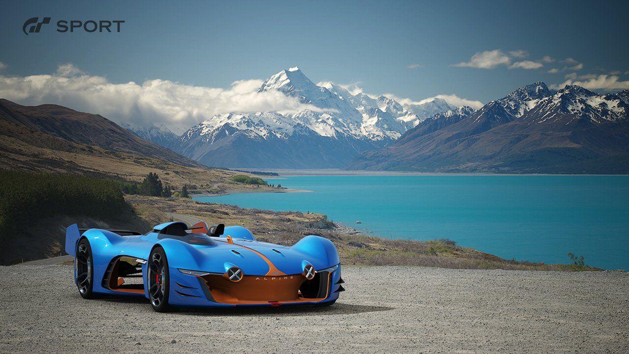 Gran Turismo Sport immagini a valanga sulle auto, sul