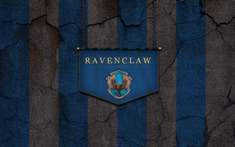 Ravenclaw wallpaper from my Hogwarts Houses Series. | Potter FanArt ...