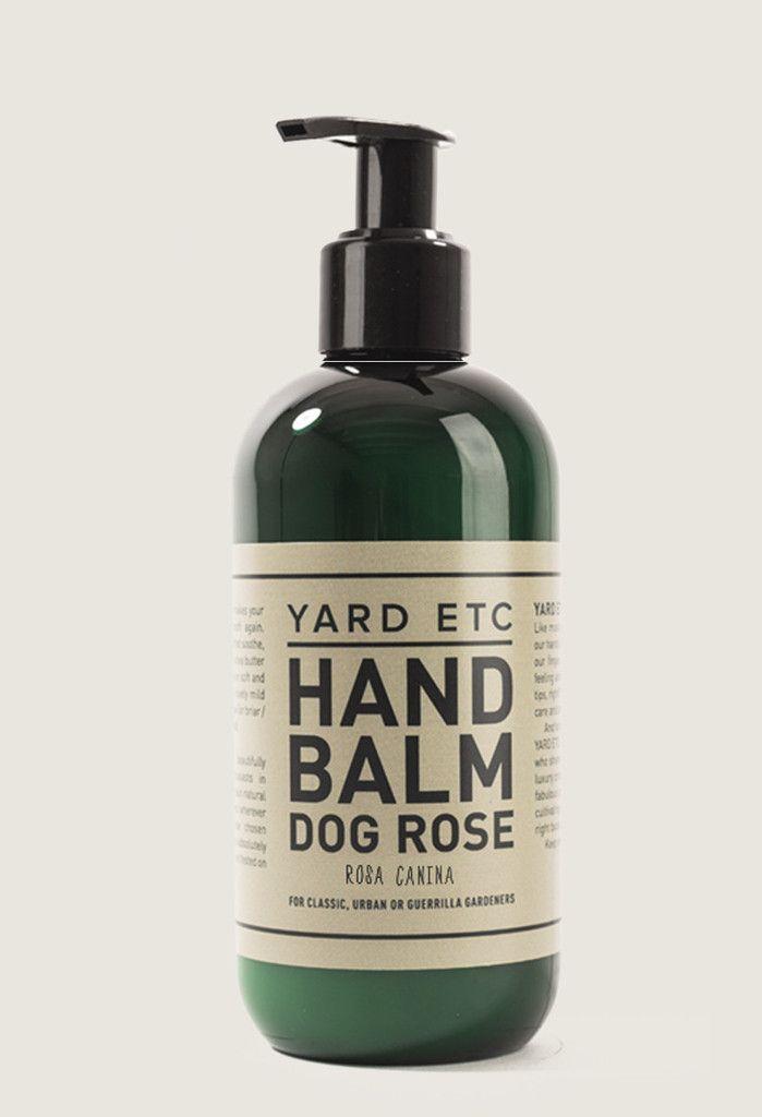 Hand Balm Dog Rose 250ml  Bottle