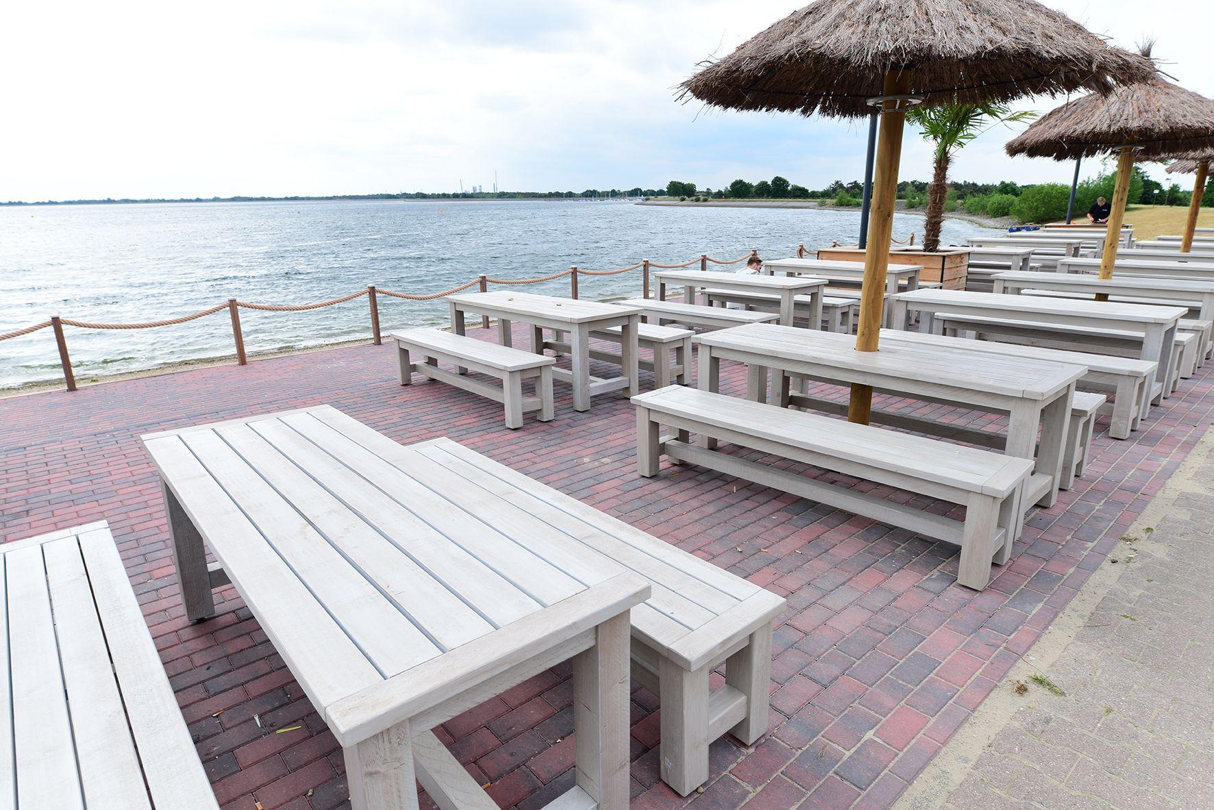 Faszinierend Schnieder Stuhlfabrik Ideen Von #außengastronomie - #restaurant Deichkrone. #outdoor-#möbel. #stuhlfabrik