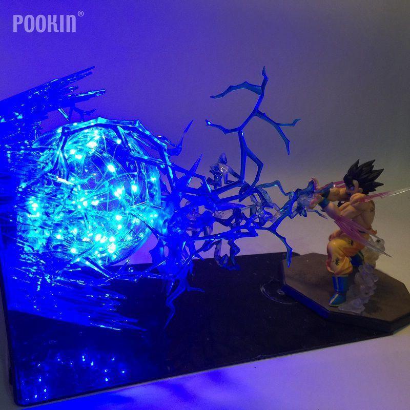 Pin Em Lampe De Chevet Avec Figurine Dragon Divin