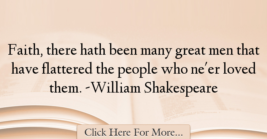 William Shakespeare Quotes About Faith 19145 Peace Quotes Intelligence Quotes Albert Schweitzer Quotes