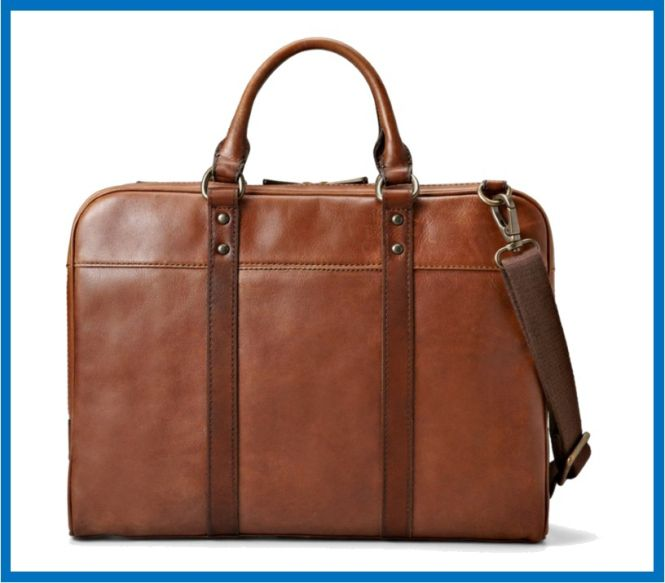 Mens Leather Briefcase The 5 Must Have Bags For Men Fashion Accessories Stylish Steed