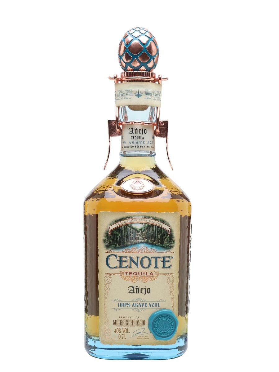 Cenote Anejo Tequila The Whisky Exchange Anejo Tequila Tequila Anejo