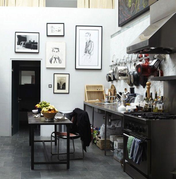 16 house: interiors