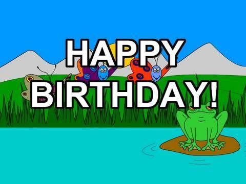 Happy Birthday To You Funny Happy Birthday Cards Happy Birthday Card Funny Happy Birthday Cards Birthday Songs
