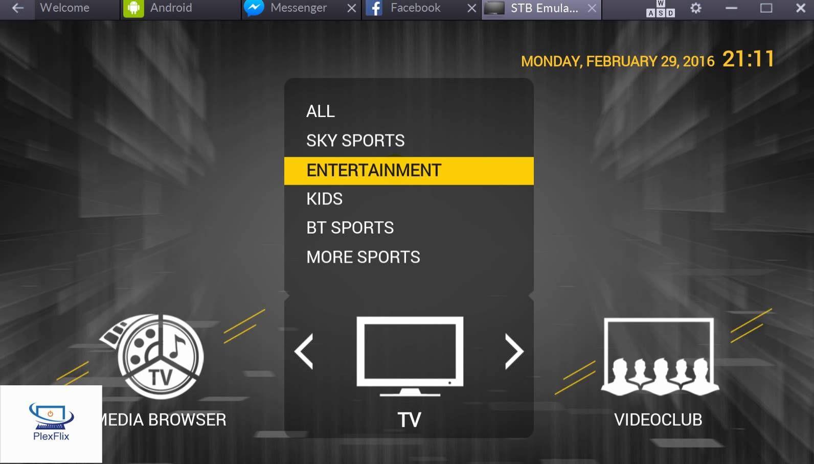 stb emulator pro apple tv