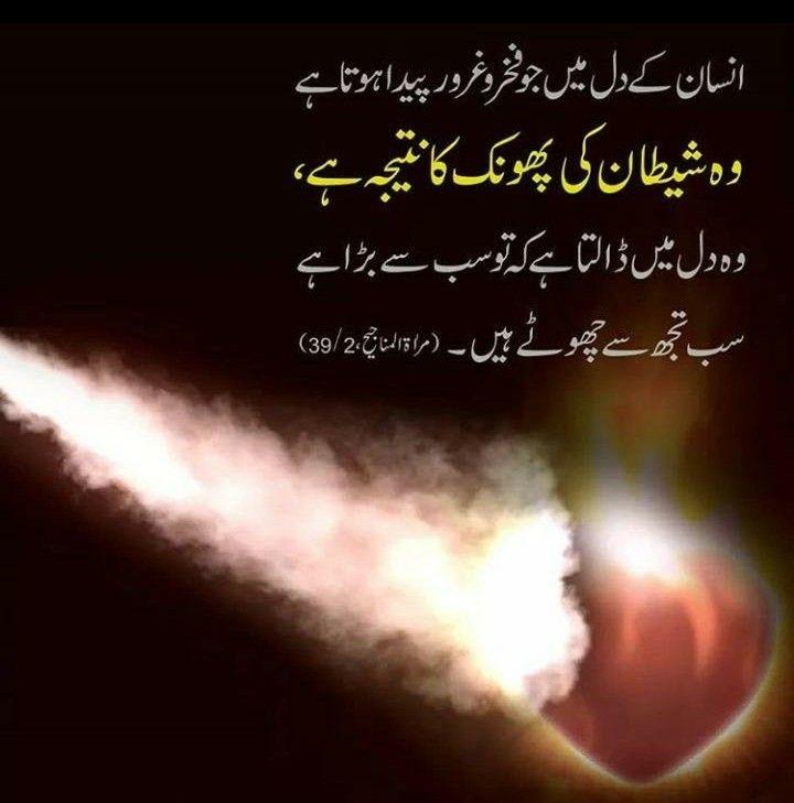 Islamic Quotes in Urdu | Islamic quotes, Islamic ...