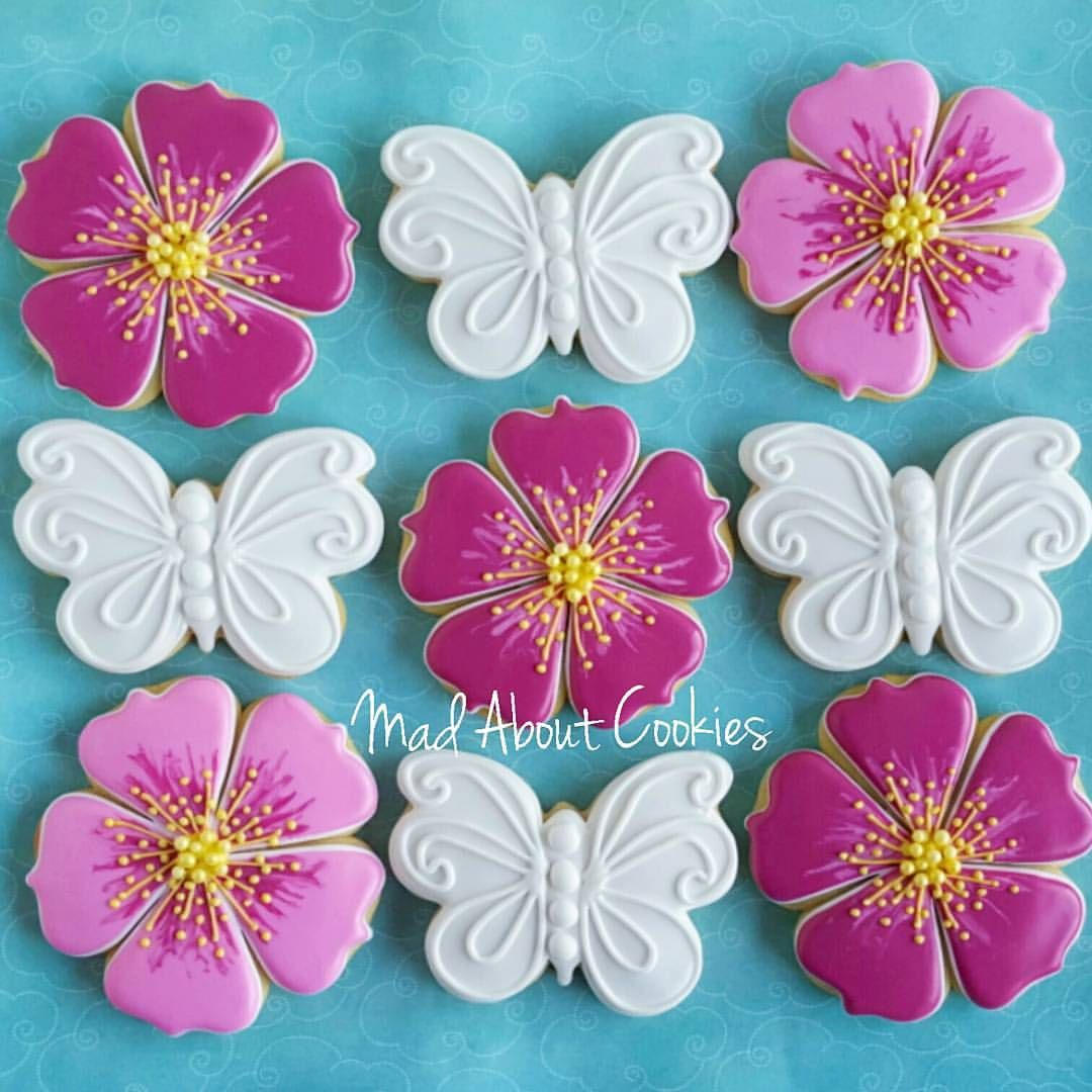 Pin by Alma Perez on Spring cookies How to make