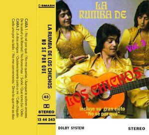 Pin En Cassettes Los Chichos