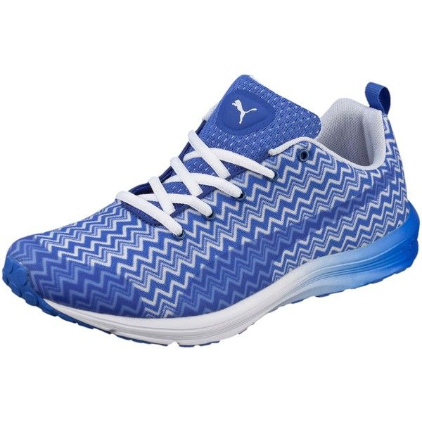 Puma Evader XT Filtered Women's Training Shoes ($40) ❤ liked on Polyvore featuring shoes, athletic shoes, crosstrainer shoes, laced shoes, cross training athletic shoes, grip shoes and synthetic shoes