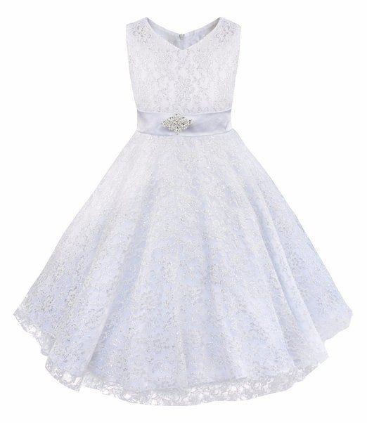 Bot Check Blumenmadchenkleid Brautjungfern Kleider Kommunion Kleider