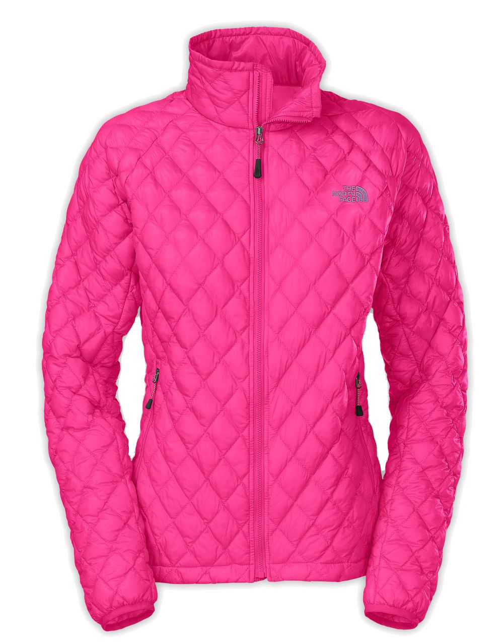 The North Face Thermoball hot pink and so girly! | Jackets