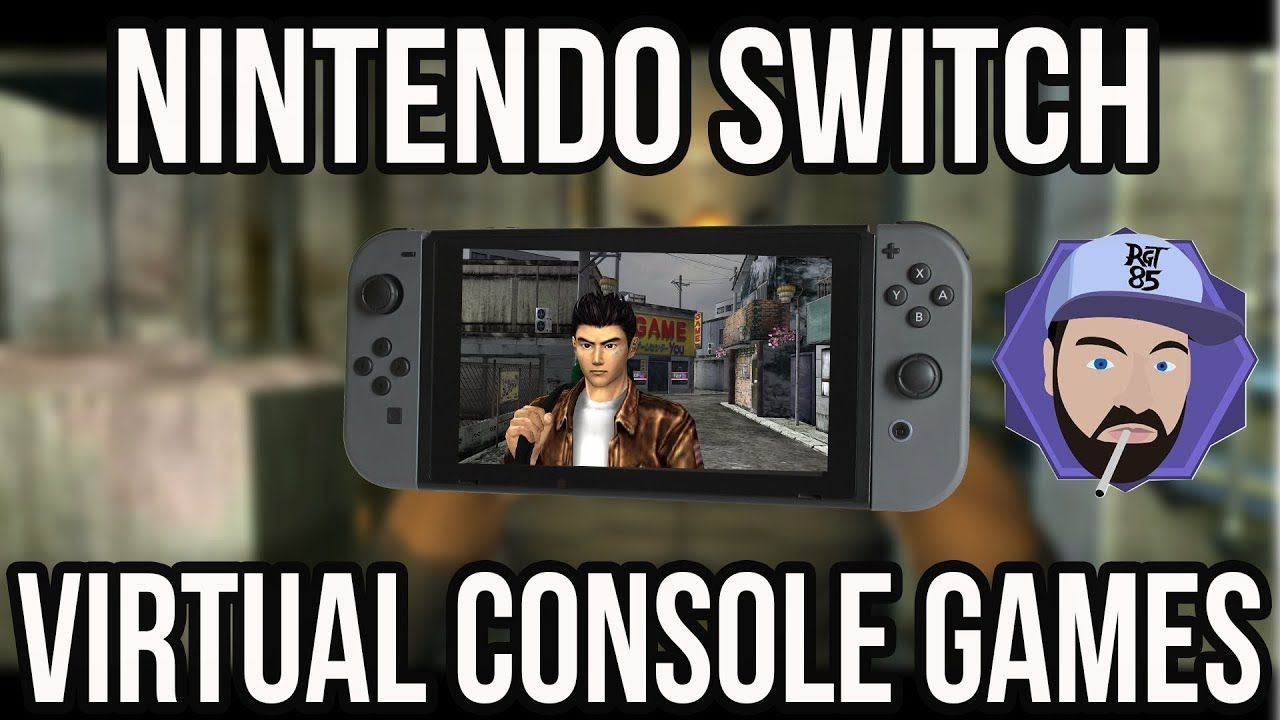 Nintendo Switch Virtual Console: 5 Dream Games We Need