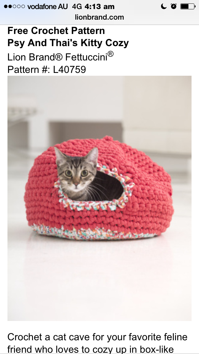 Pin von Olga auf для животных | Pinterest | Katzenbett und Hunde