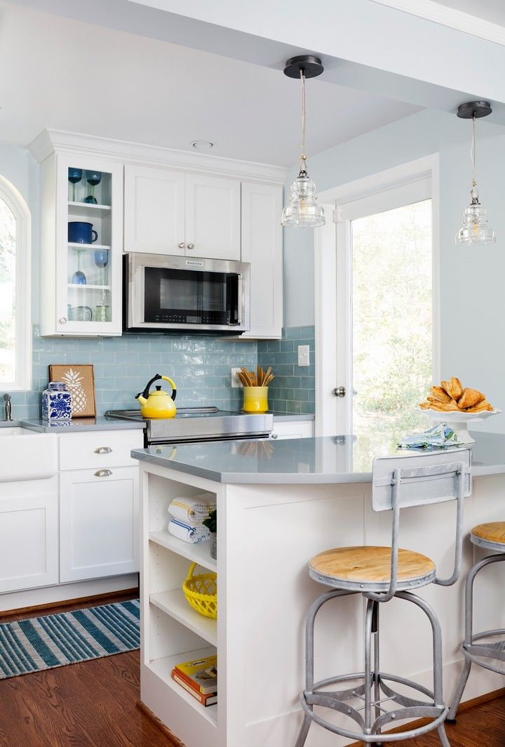 Innovative And Effective Small Kitchen Island Ideas in