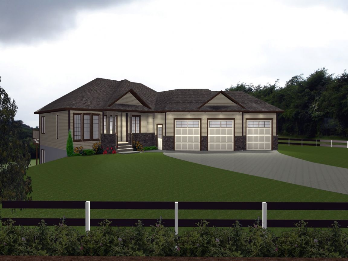 Italian Villa House Plans With Attached Car Garage Addition Design Home Floor