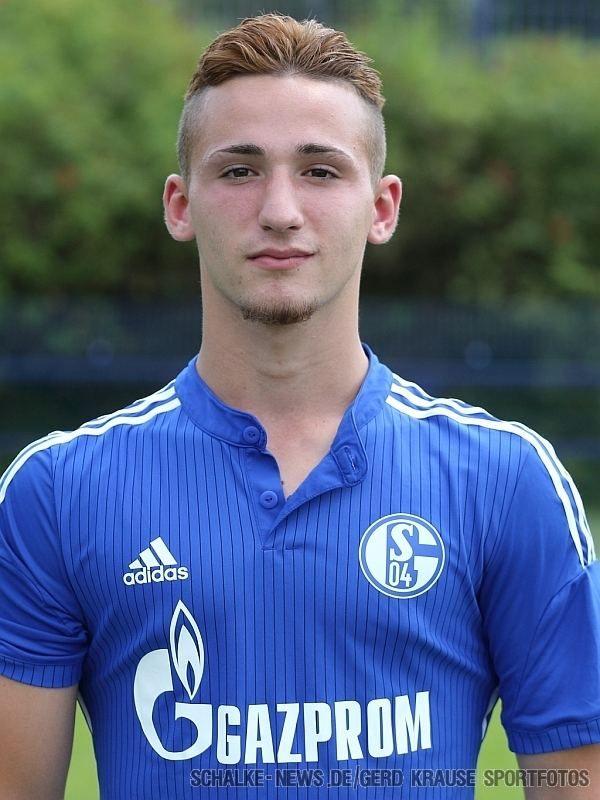 Seconda Maglia FC Schalke 23Daniel Caligiuri