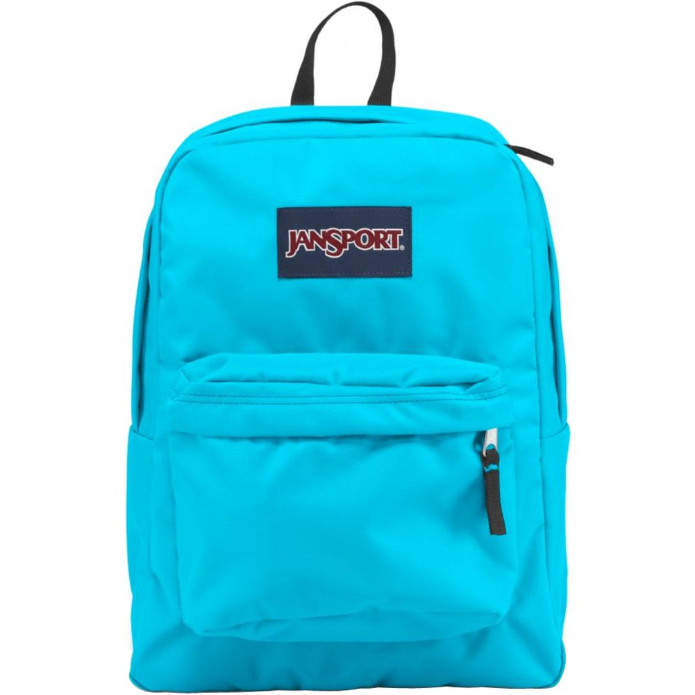 Blue Jansport Backpack | Backpacks | Pinterest | Jansport, Bright ...