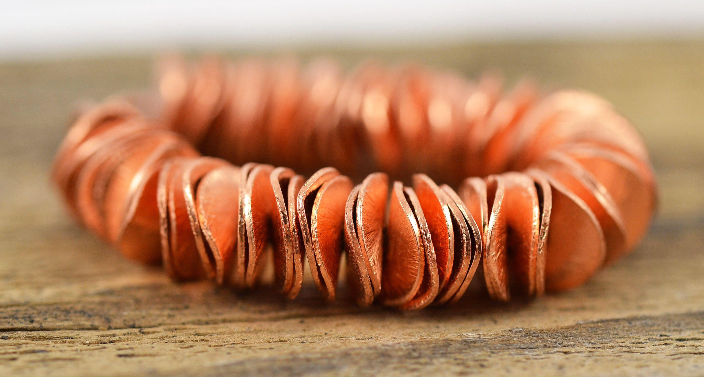 10mm Copper Pringles