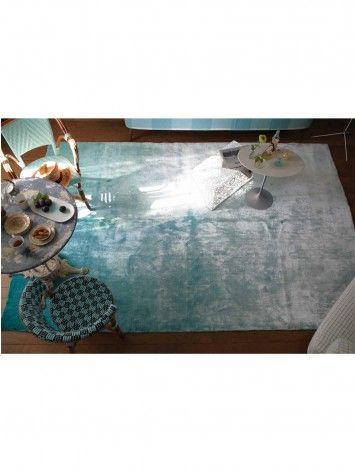 Tapis Eberson Aqua Turquoise
