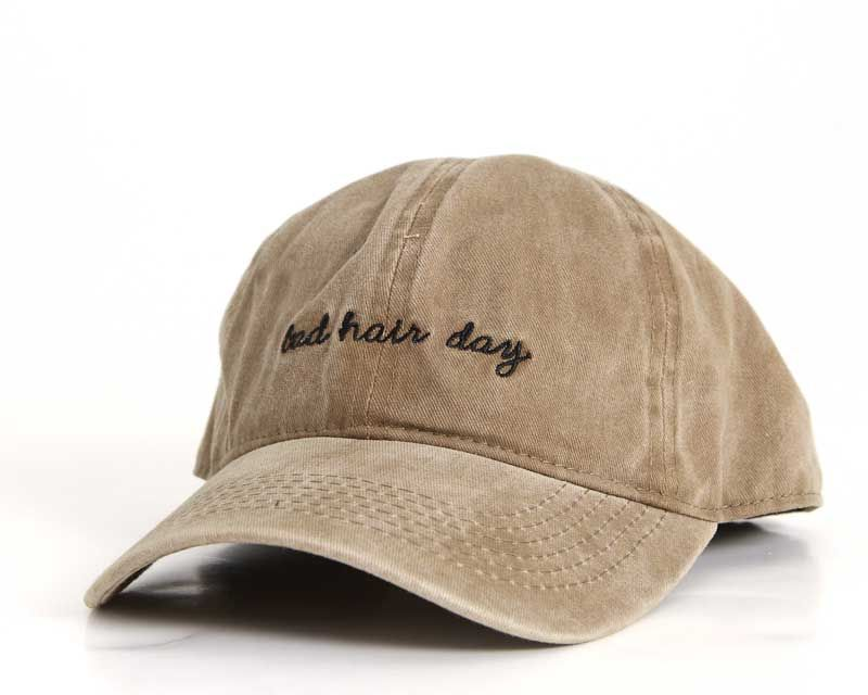b3654d49 David and Young Bad Hair Day Dad Hat in Khaki | Accessorize | Hats ...
