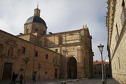 Convento de las Agustinas e Iglesia de la Purísima en Salamanca