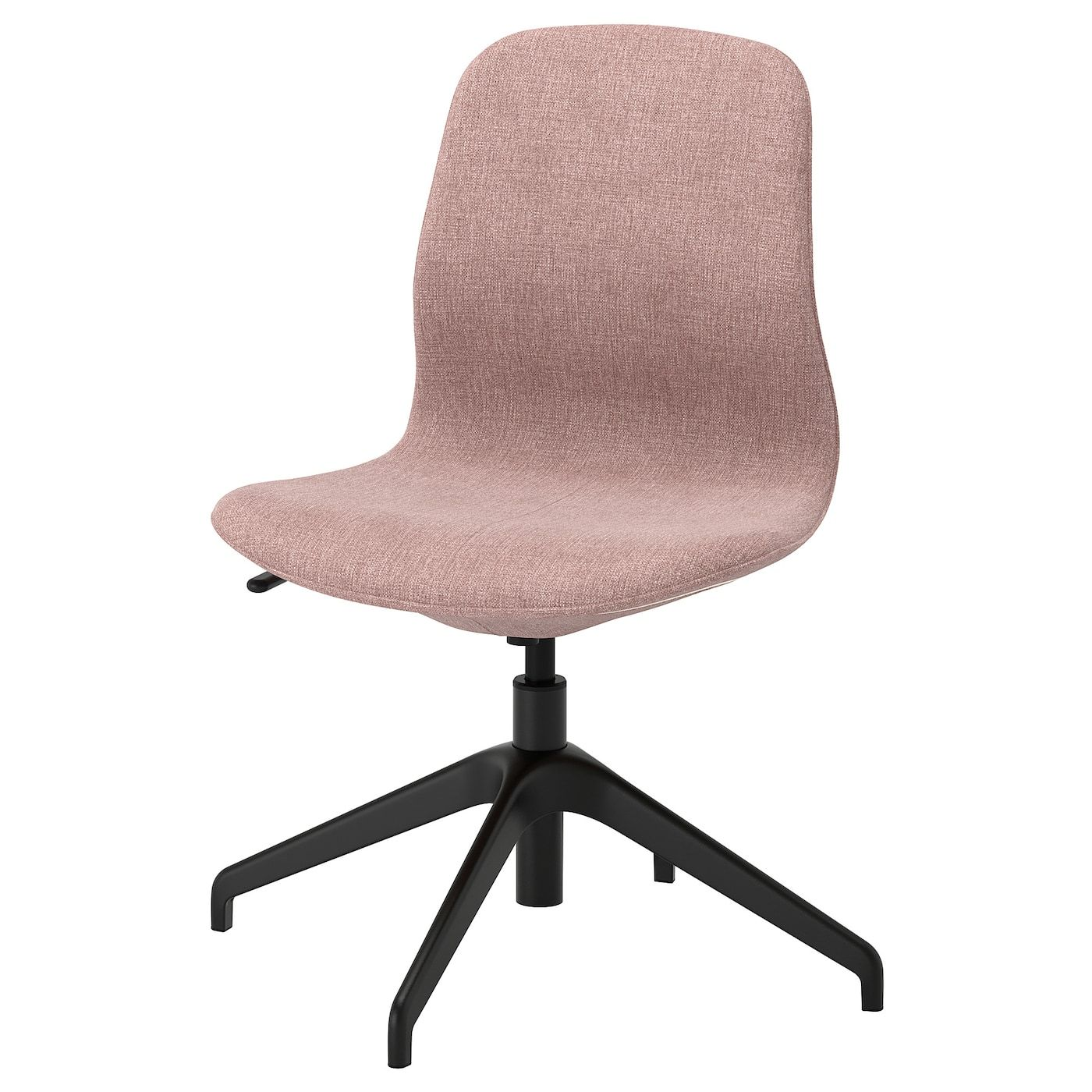 Langfjall Vergaderstoel Gunnared Oudroze Winkel Vandaag Ikea Kantoorstoel Bureaustoel Kantoor Behang