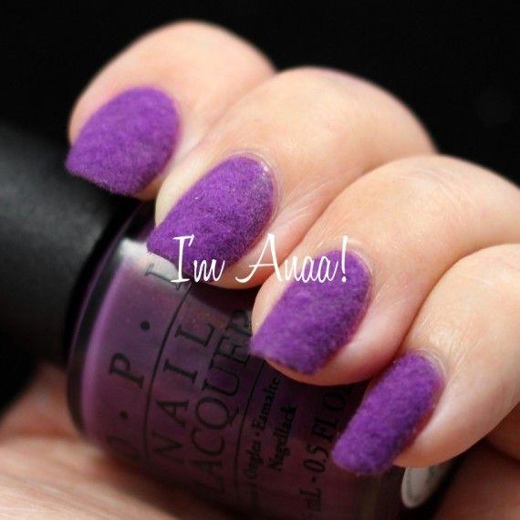 Purple #Nails #uñas color #purpura #indigo #morado #violeta   Purple ...