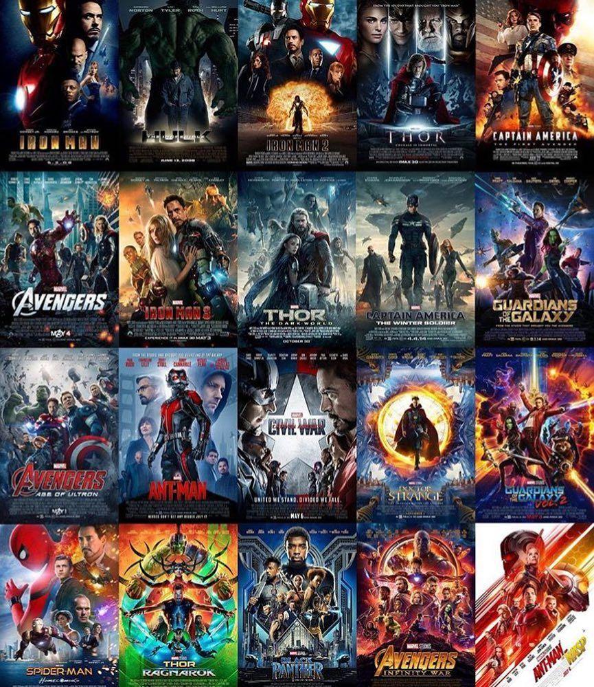 Amazon.com: avengers infinity war #marvelmoviesinorder
