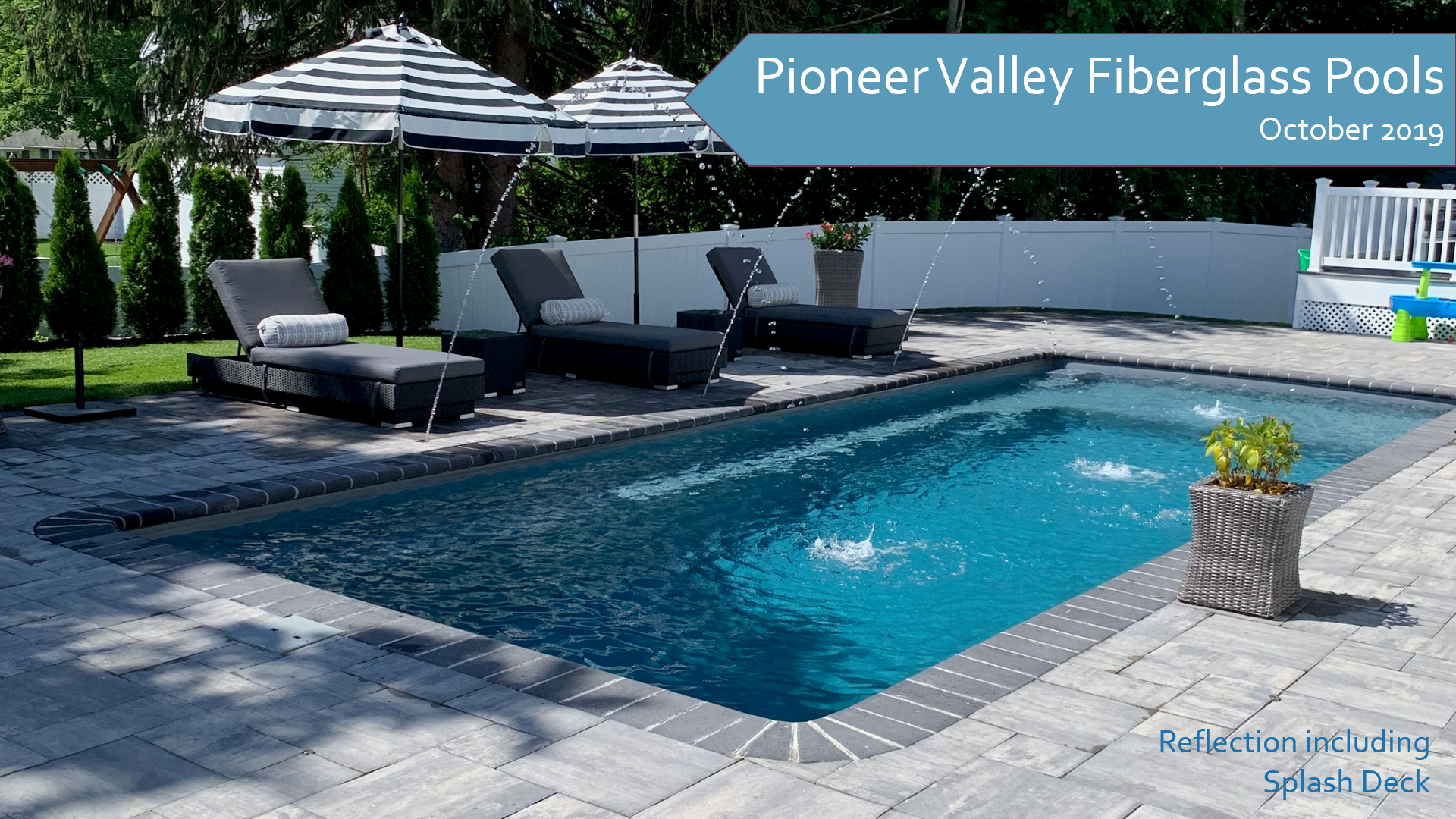 Leisure Pools Reflection Including Splash Deck Leisure Pools Swimming Pool House Pool
