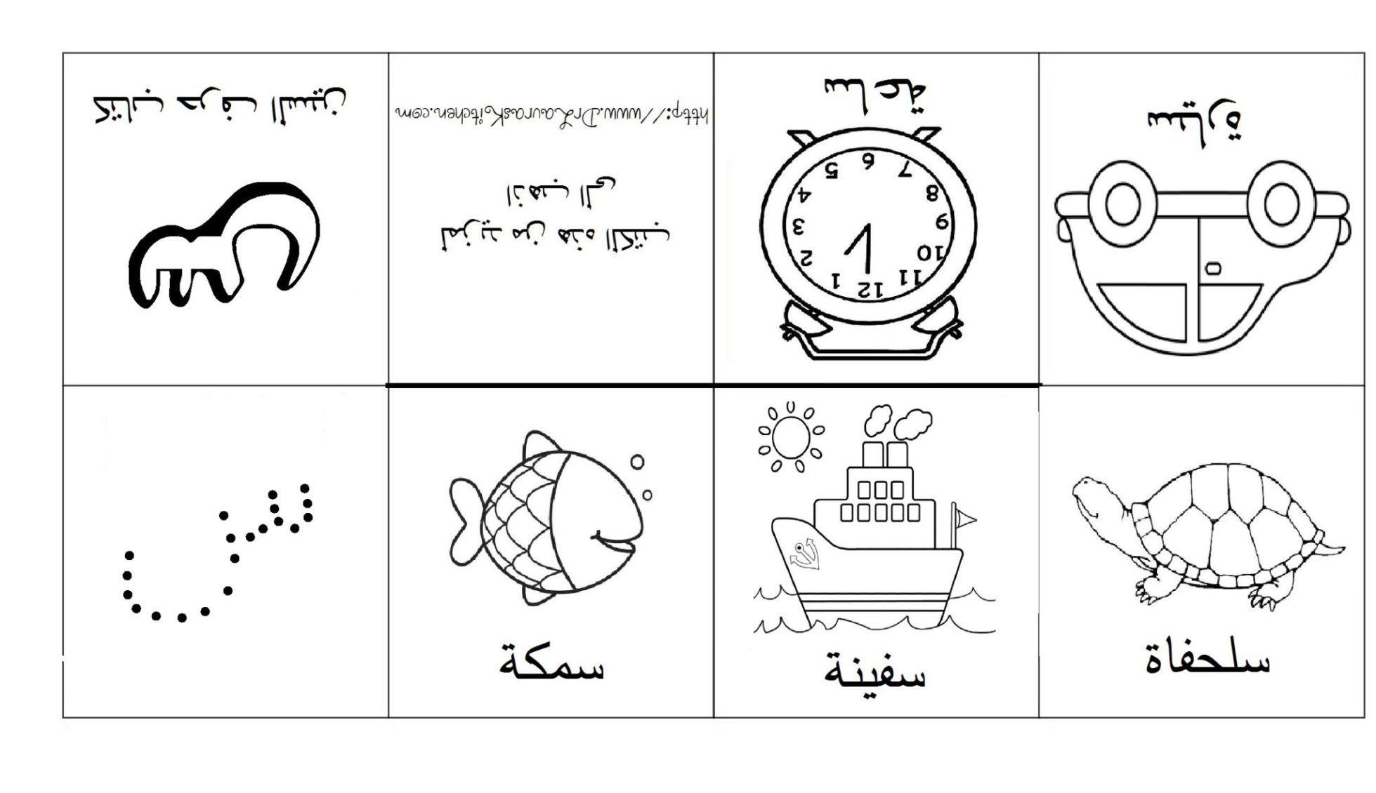 كتاب حرف السين Alphabet Book Arabic Alphabet Arabic Alphabet For Kids
