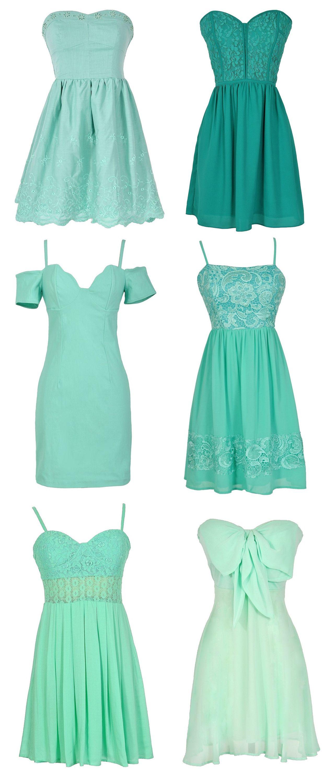 Bridesmaid dresses mint color bridesmaid dresses for Mint color wedding dress