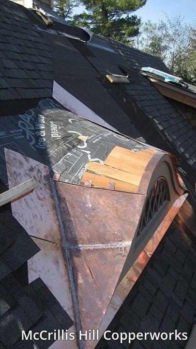 Best Eyebrow Copper Roof Wood Shingles Roof 640 x 480