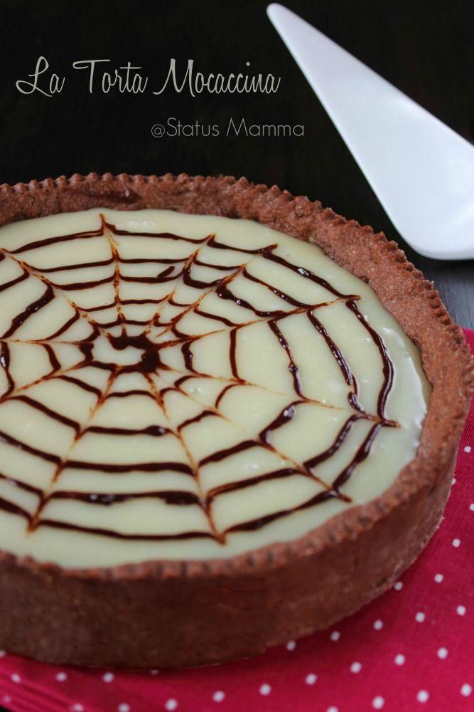 Torta Mocaccina Ernest Knam ricetta dolce caffè cioccolato fondente bianco  semplice golosa Statusmamma blogGz Giallozafferano tutorial passo passo 8f16744549f
